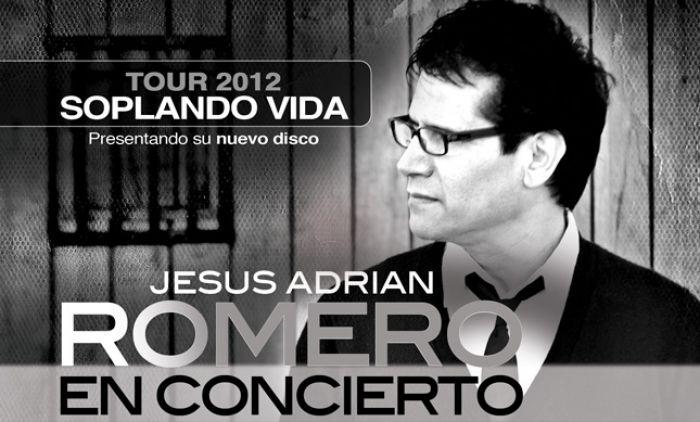 Artista jesus adrian romero album duetos ano 2011 estilo pop balada